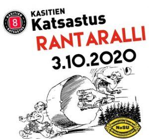 Kasitien Katsastus XLIV Rantaralli @ Mynämäen ympäristössä